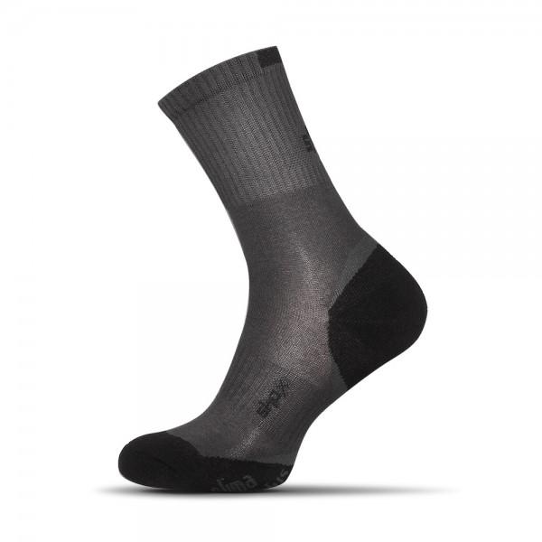 Clima Plus ponožky tmavo sede