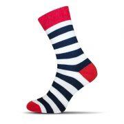 Avantgard shox stripes pasiky ponozky