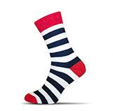 Farebné veselé ponožky