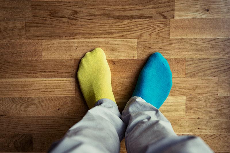blaznive ponozky shox