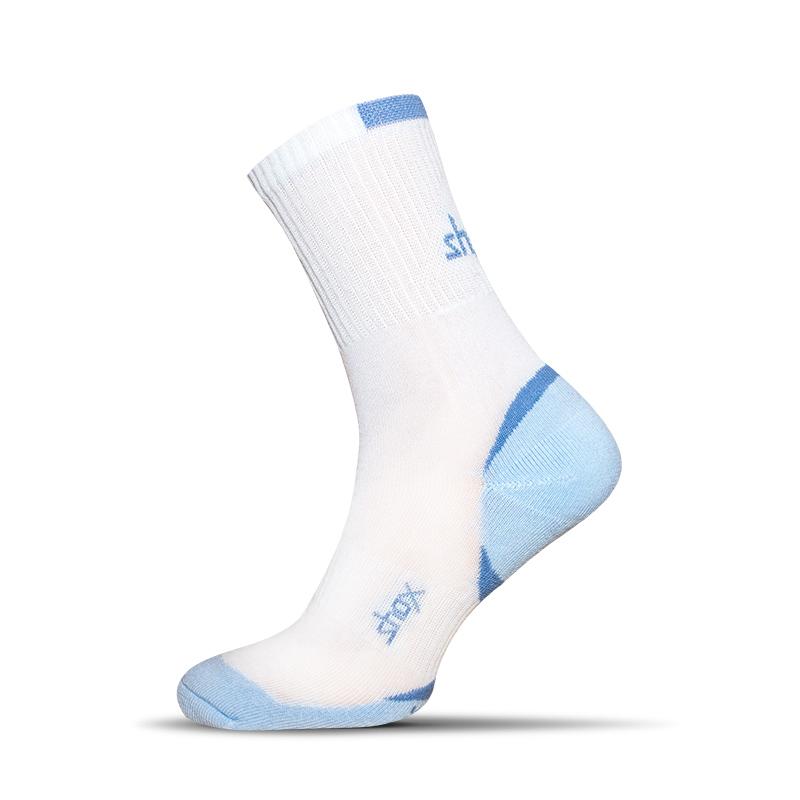 bielo-svetlo-modra