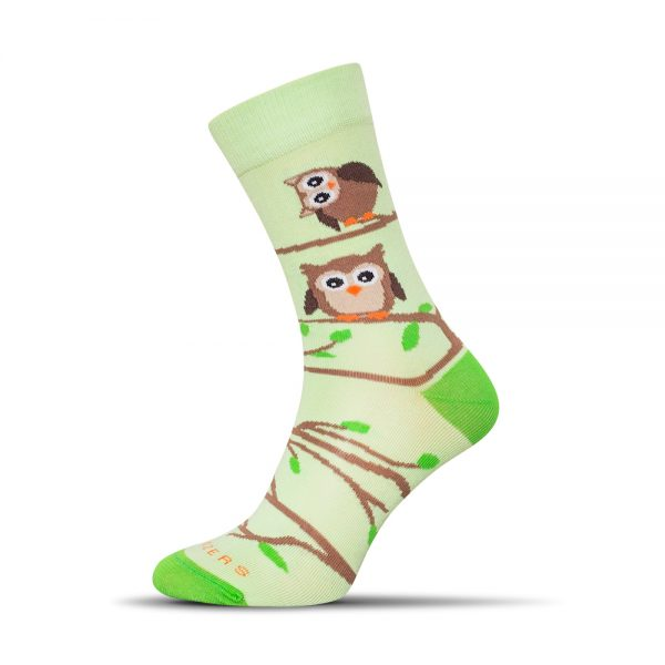 shox ponozky sova vesele ponozky