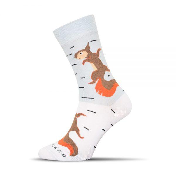 veverička ponozky shox
