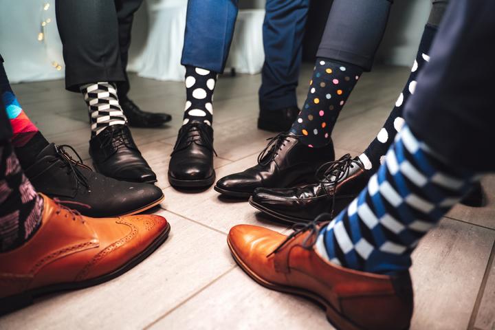 uvod farebne ponozky